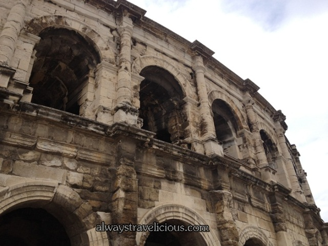 Arena/ Amphiateatre of Nimes @ France 8