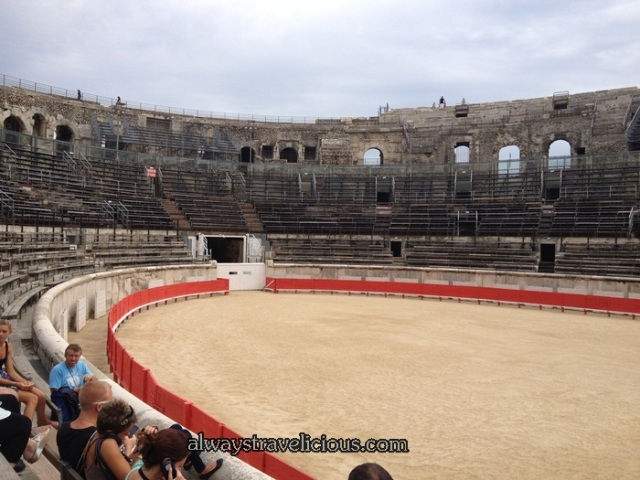 Arena/ Amphiateatre of Nimes @ France 10