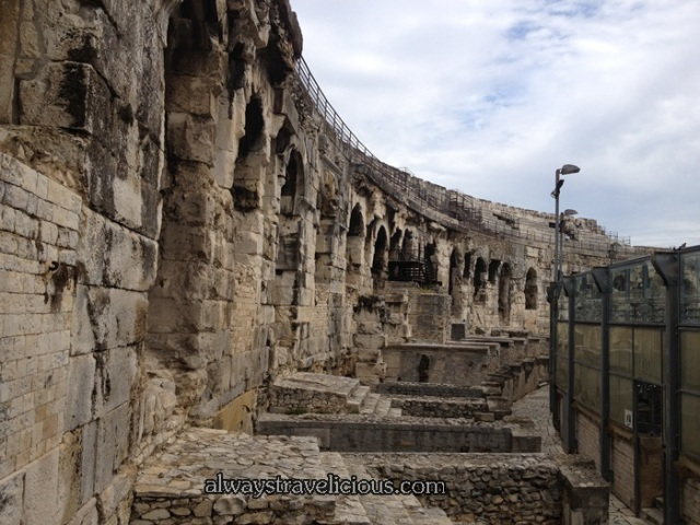 Arena/ Amphiateatre of Nimes @ France 11
