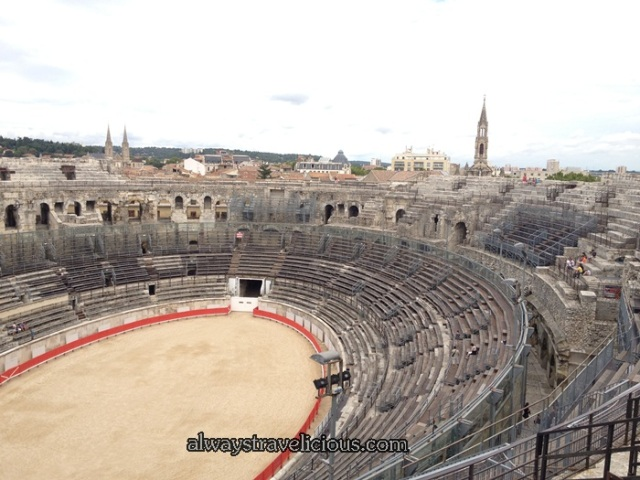 Arena/ Amphiateatre of Nimes @ France 14