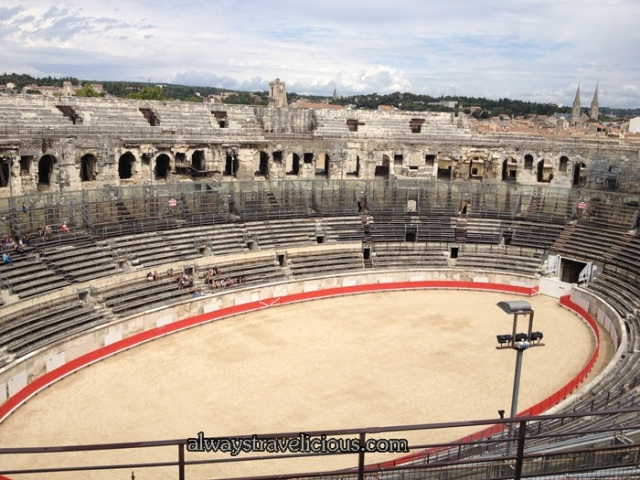 Arena/ Amphiateatre of Nimes @ France 15