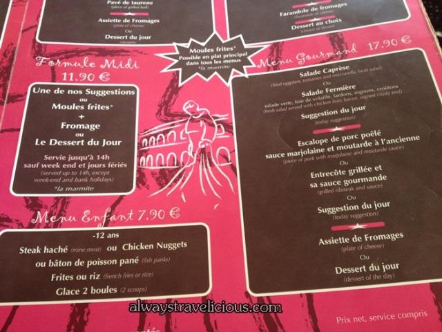 Brasserie Des Arenes @ Nimes 9