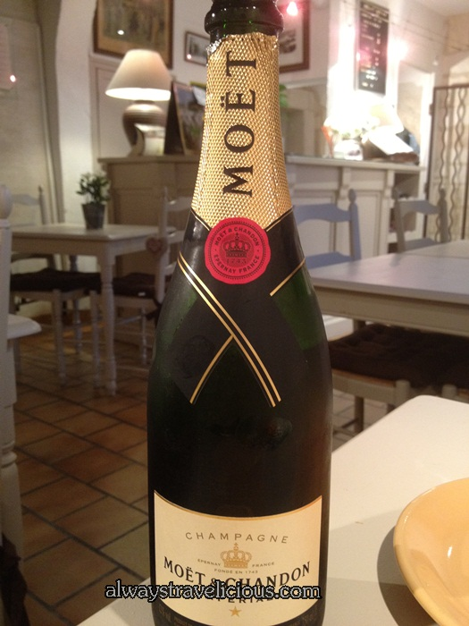 Moet and Chandon @ Arles France