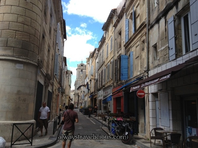 Streets of Arles @ France 1