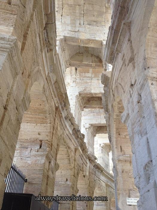 Arles Amphitheatre @ France 1