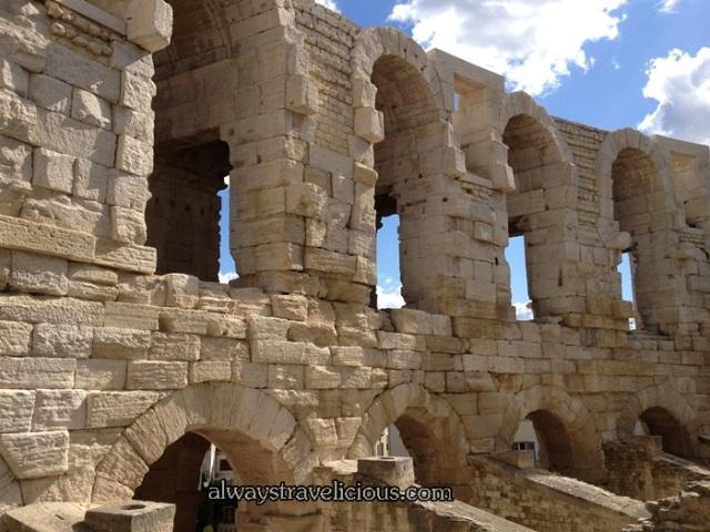 Arles Amphitheatre @ France 2