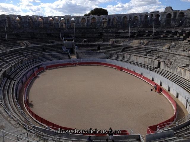 Arles Amphitheatre @ France 3