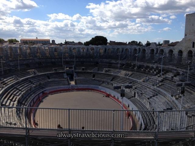 Arles Amphitheatre @ France 6