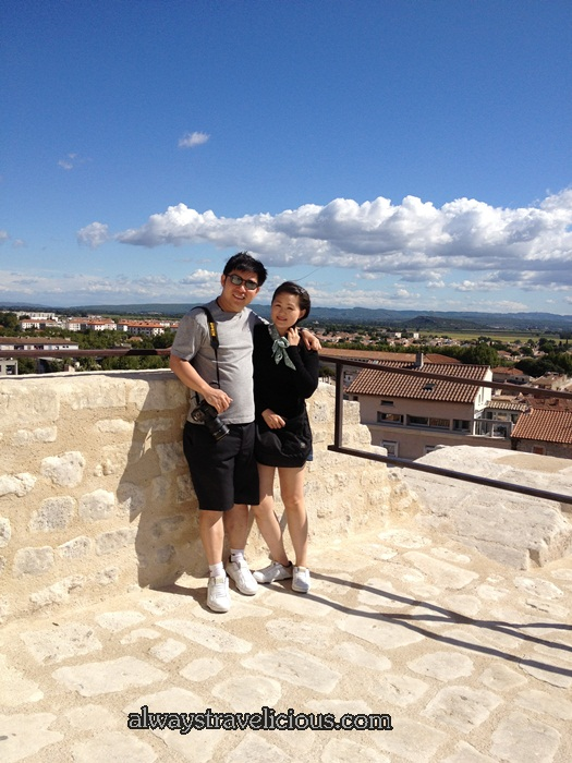Arles Amphitheatre @ France 9