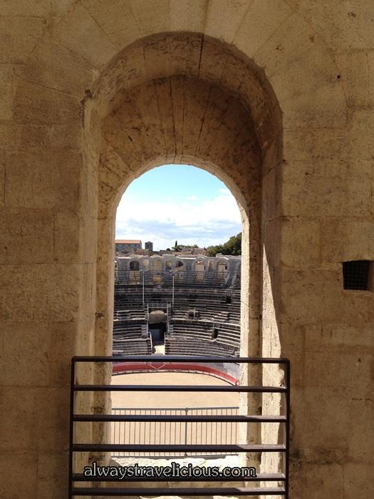 Arles Amphitheatre @ France 10