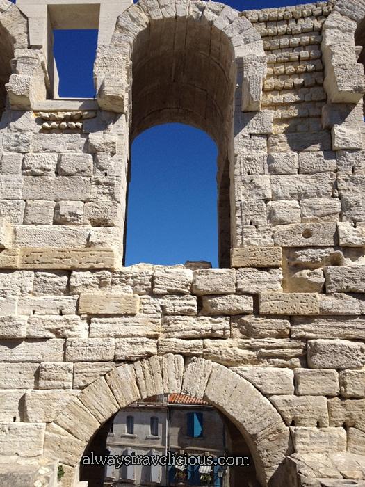 Arles Amphitheatre @ France 12
