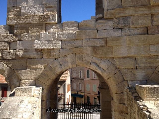 Arles Amphitheatre @ France 14