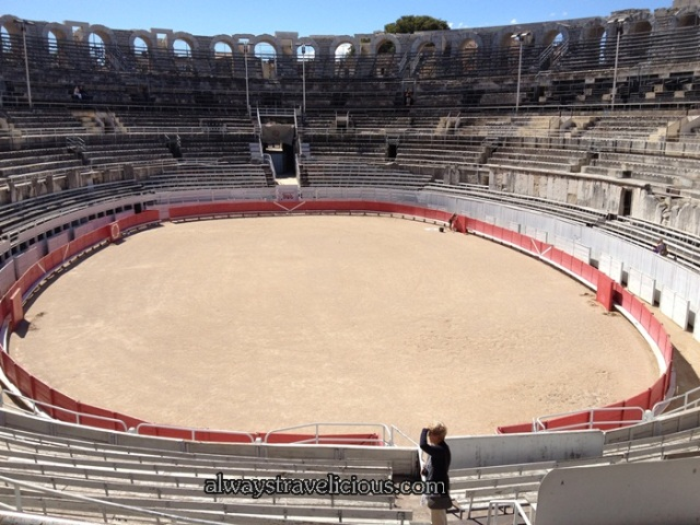 Arles Amphitheatre @ France 17