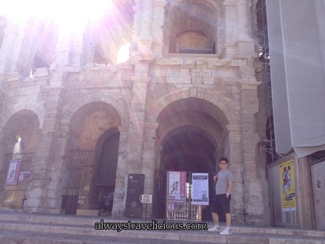 Arles Amphitheatre @ France 18