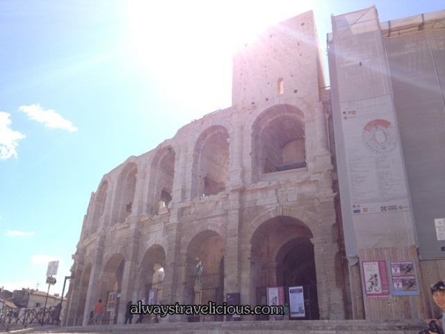 Arles Amphitheatre @ France 19