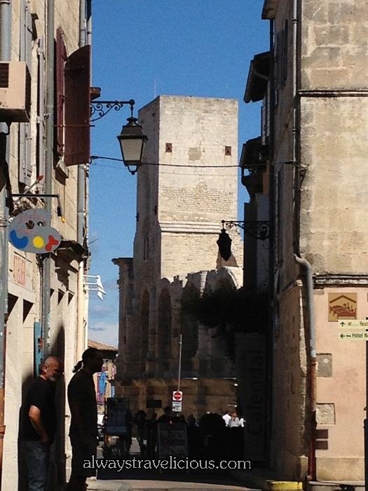 Streets of Arles @ France14