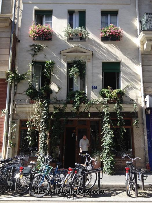 Hotel Du Nord @ Paris France 15