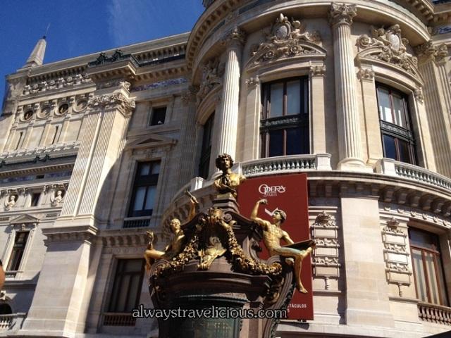 Palais Garnier @ Paris France 1
