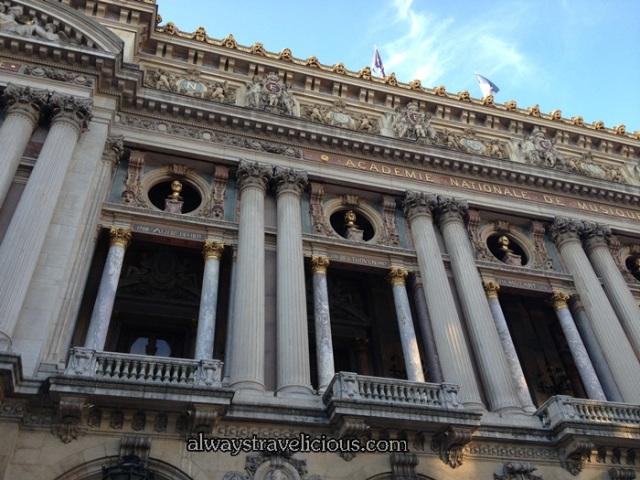 Palais Garnier @ Paris France  2