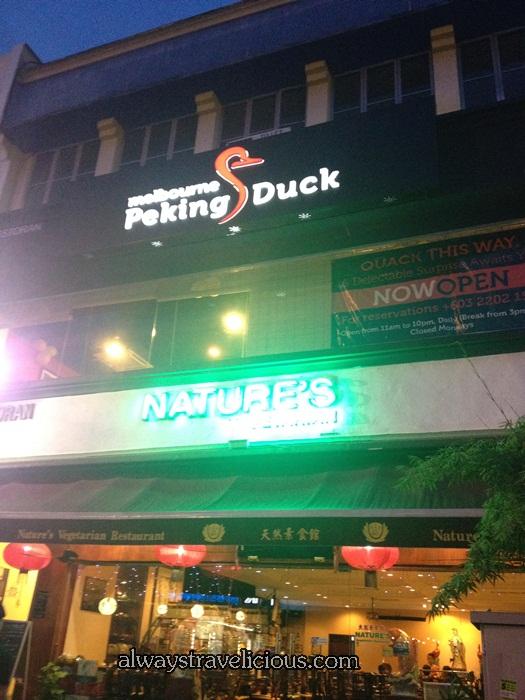 Melbourne Peking Duck @ Bangsar 1