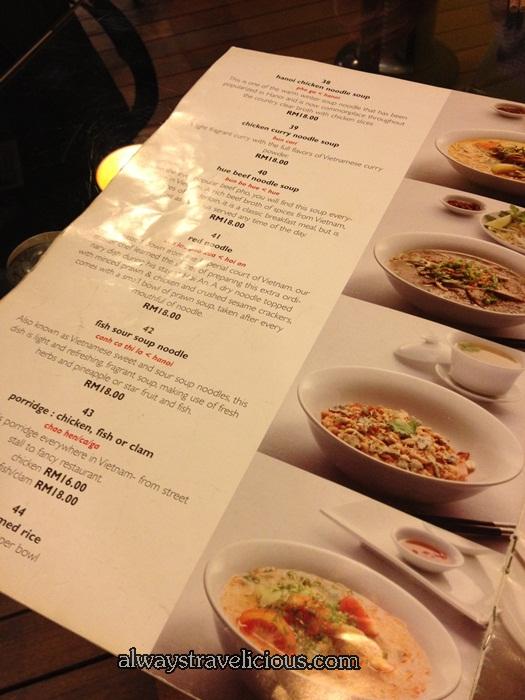 Sao Nam Vietnamese Restaurant @ Empire Subang 1