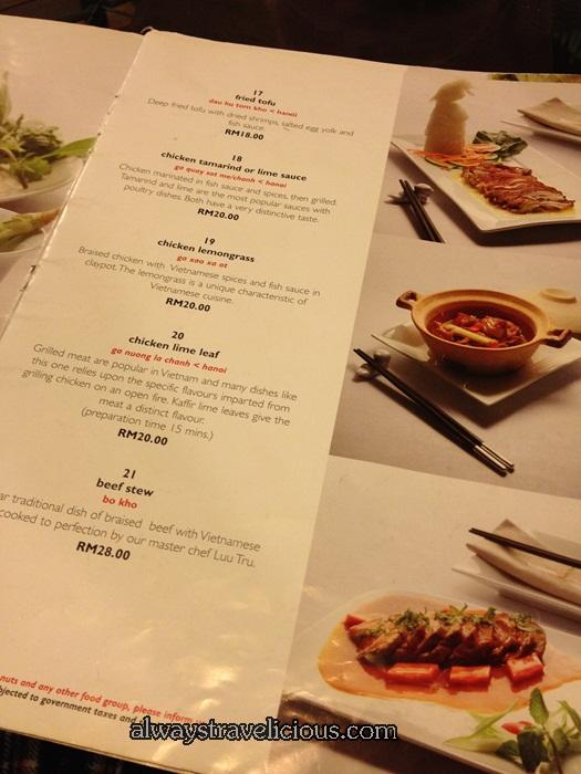 Sao Nam Vietnamese Restaurant @ Empire 7