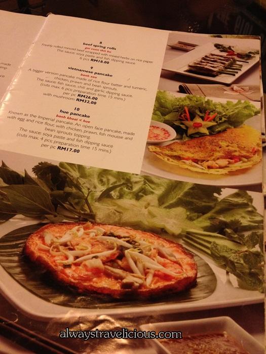 Sao Nam Vietnamese Restaurant @ Empire 8