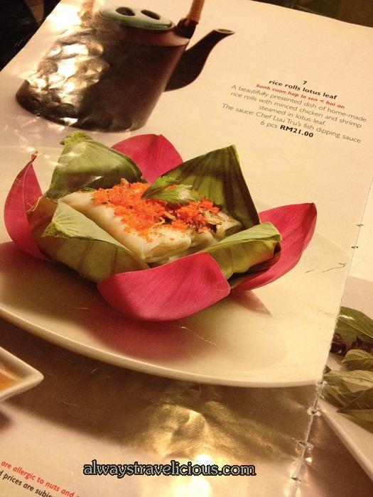 Sao Nam Vietnamese Restaurant @ Empire 9