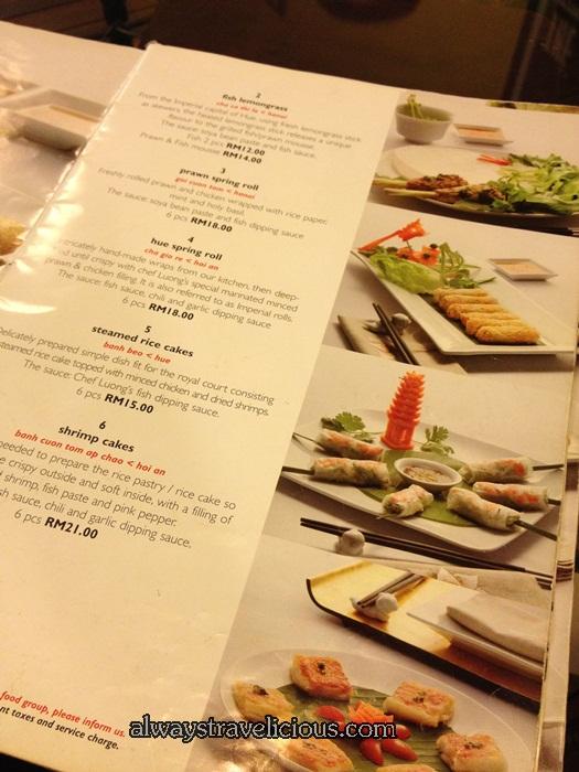 Sao Nam Vietnamese Restaurant @ Empire 10