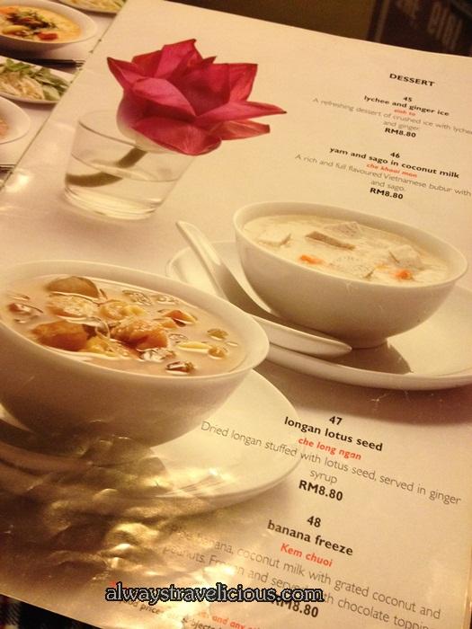 Sao Nam Vietnamese Restaurant @ Empire 11