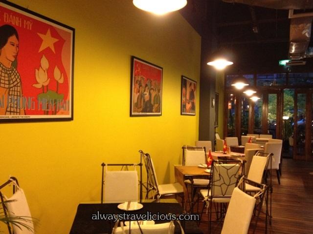 Sao nam vietnamese restaurant empire mall subang jaya