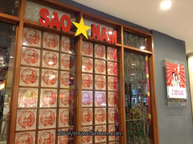 Sao Nam Vietnamese Restaurant @ Empire 16
