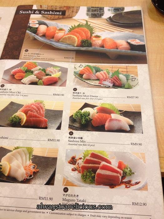 Ichiban Boshi Japanese Restaurant @ Publika Mall @ Solaris Dutams, Kuala Lumpur,  Malaysia 7