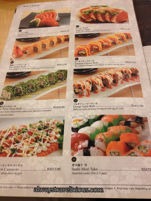 Ichiban Boshi Japanese Restaurant @ Publika Mall @ Solaris Dutams, Kuala Lumpur,  Malaysia 6