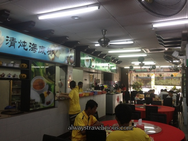 best restaurant ipoh 靓靓煲汤 17