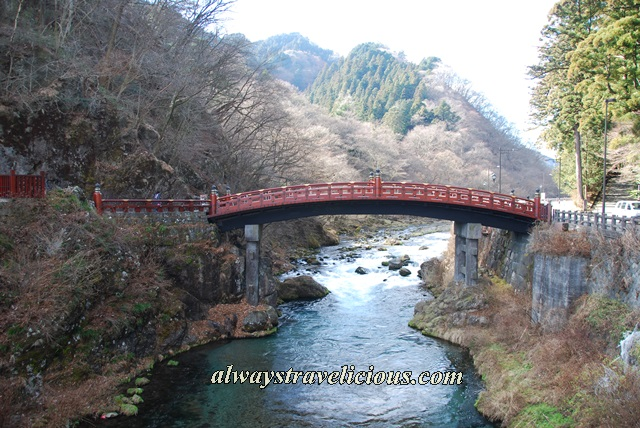 shinkyo-nikko-red bridge