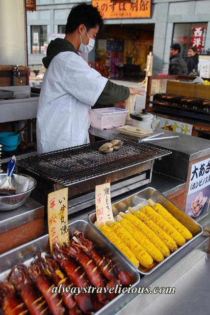 seafood-Enoshima-Japan 6