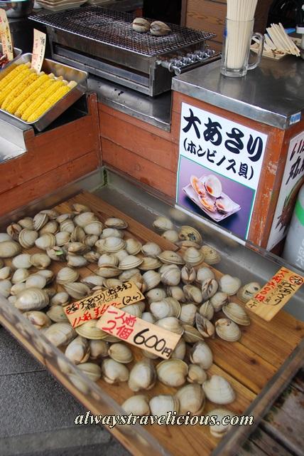 seafood-Enoshima-Japan 7