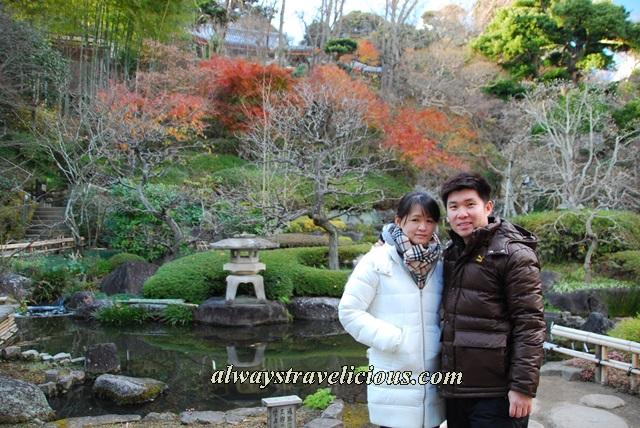 Hasedera Temple Kamukura Japan 3