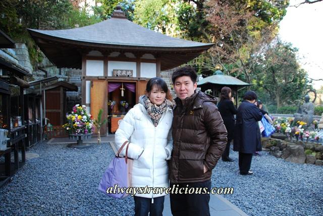 Hasedera Temple Kamukura Japan 5
