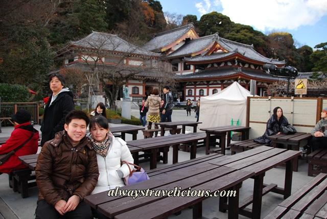 Hasedera Temple Kamukura Japan 13