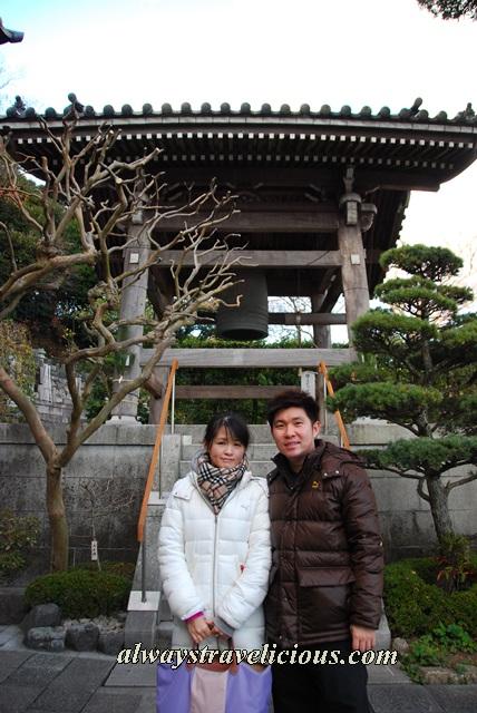 Hasedera Temple Kamukura Japan 14