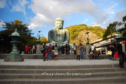Kamakura Great Buddha 4