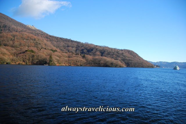 Lake Ashi 12