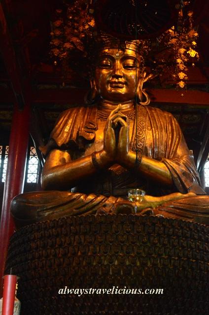 Jingci Temple @ Hangzhou 12