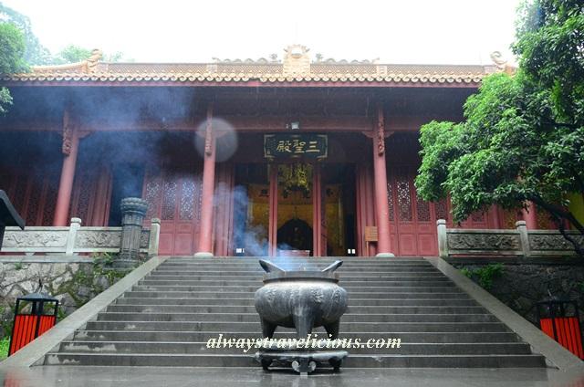 Jingci Temple @ Hangzhou 3