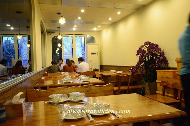 Lu family restaurant Hangzhou 14