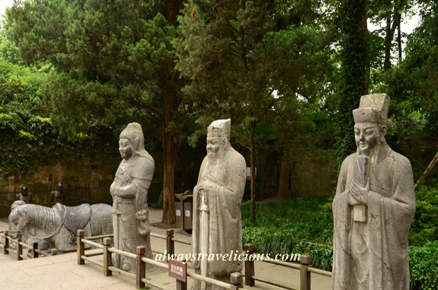Yue Fei Tomb Hangzhou China 21