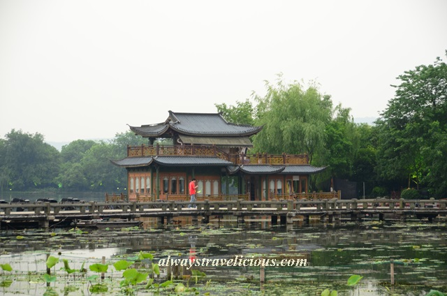 Lotus Breeze Winding Courtyard West Lake Hangzhou 5