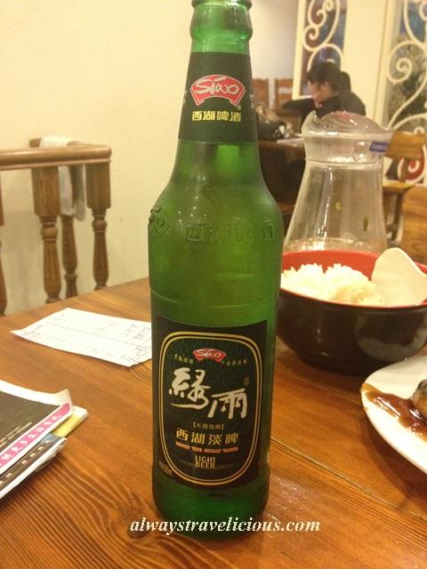 Lu family restaurant Hangzhou 9